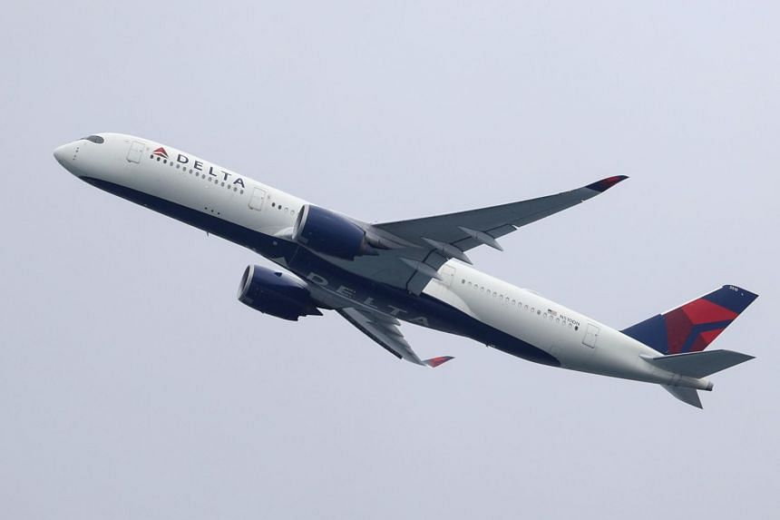 The issue was not similar to an engine failure on a United Airlines Boeing 777-200 flight on Saturday.