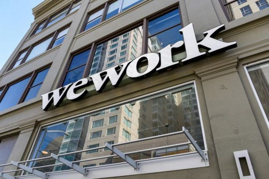 SoftBank had agreed in October 2019 to purchase around US$3 billion in WeWork stock belonging to Mr Neumann.