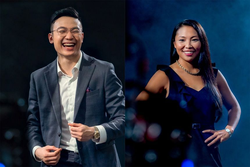 Among the candidates taking part in The Apprentice: One Championship Edition, which was shot in Singapore, are Singaporeans Alvin Ang and Joy Koh.