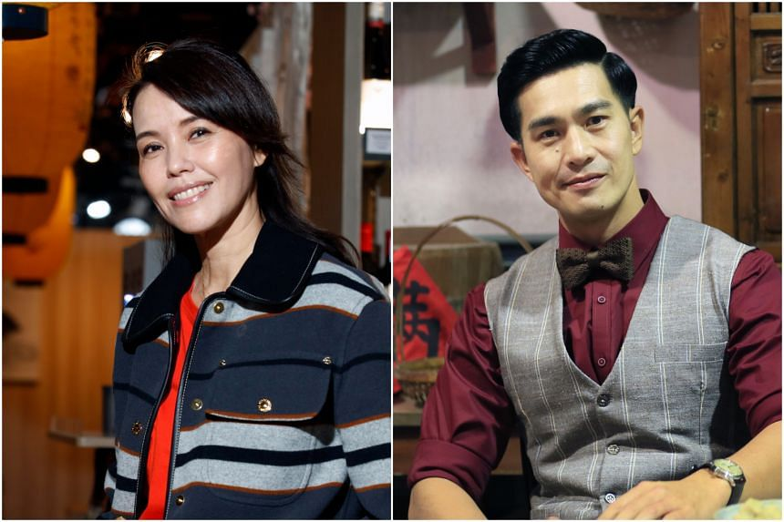 Zoe Tay will be represented by global talent management company Bohemia Group, while Pierre Png will be represented by The Gersh Agency and Luber Roklin Entertainment.