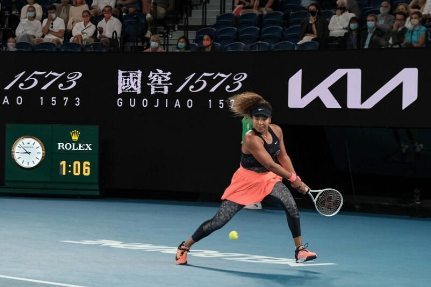 Naomi Osaka is the first Japanese and second Asian Grand Slam champion.