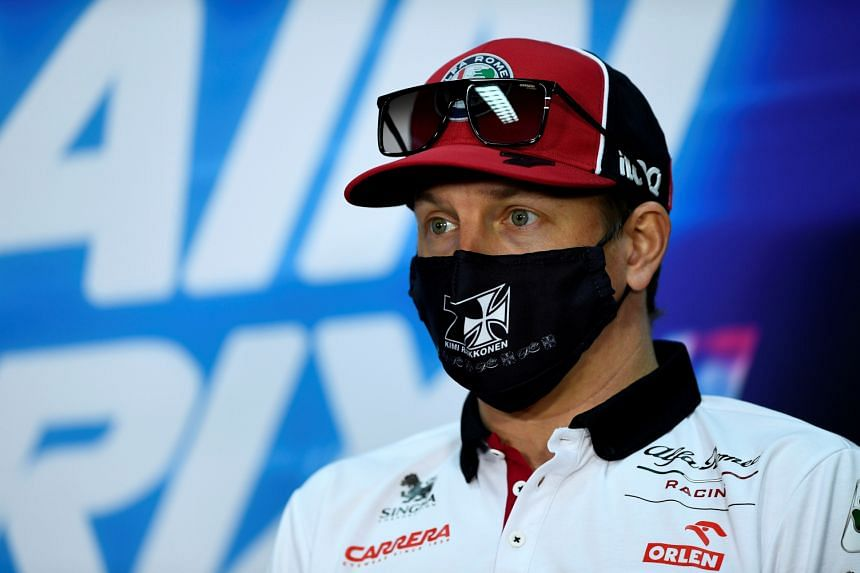 Kimi Raikkonen said the next campaign was a leap in the dark, but that the Italian team would make the most of it.