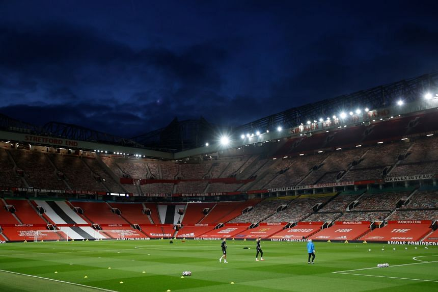 Stadiums will - if all conditions are met - from May 17 be allowed to hold up to 50 per cent of their capacity.