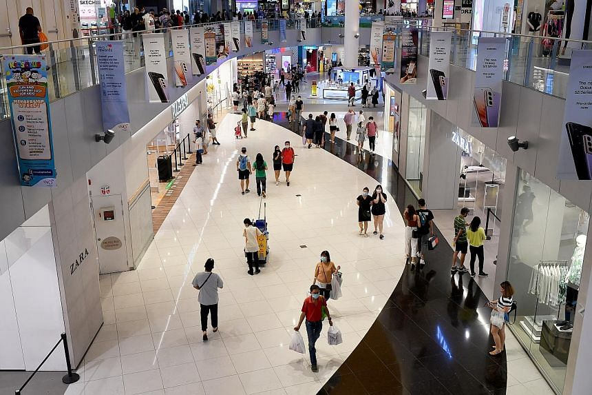 Cost pressures are expected to stay low on the domestic front, as wage growth and commercial rents are likely to remain subdued, according to a Monetary Authority of Singapore and Ministry of Trade and Industry report. Core inflation is forecast to a