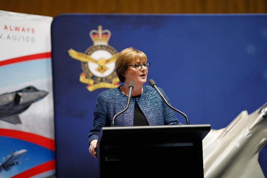 Ms Linda Reynolds is currently embroiled in an investigation into the alleged rape of a young staffer by a colleague.
