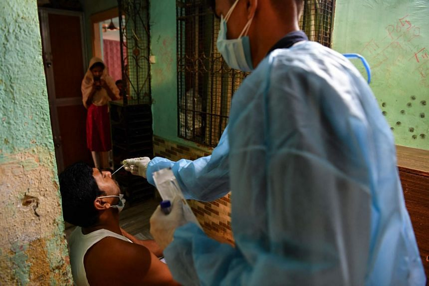 India's tally of infections stands at 11.03 million.