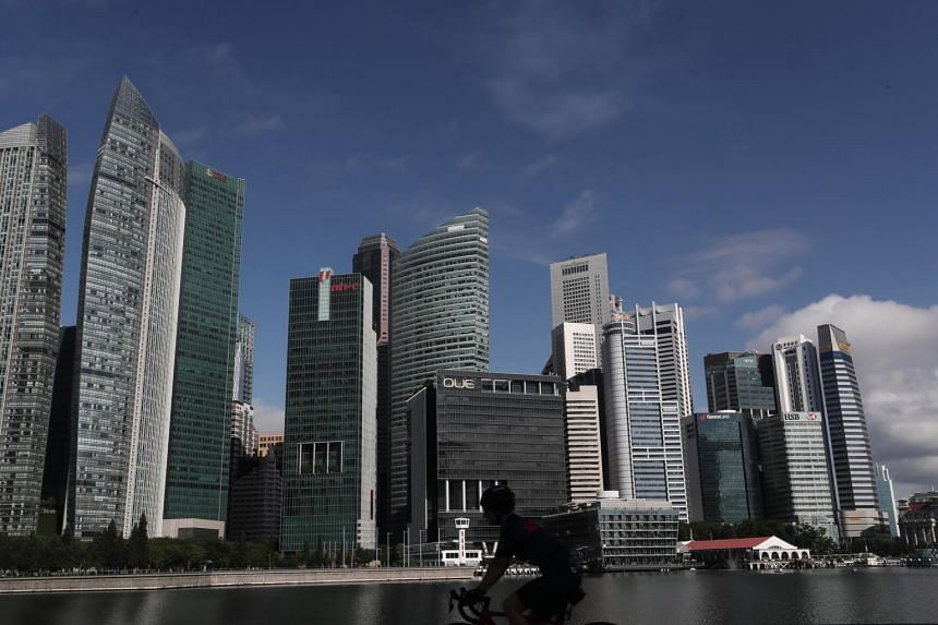 Singapore expects to draw $42.7 billion of past reserves for the last financial year.