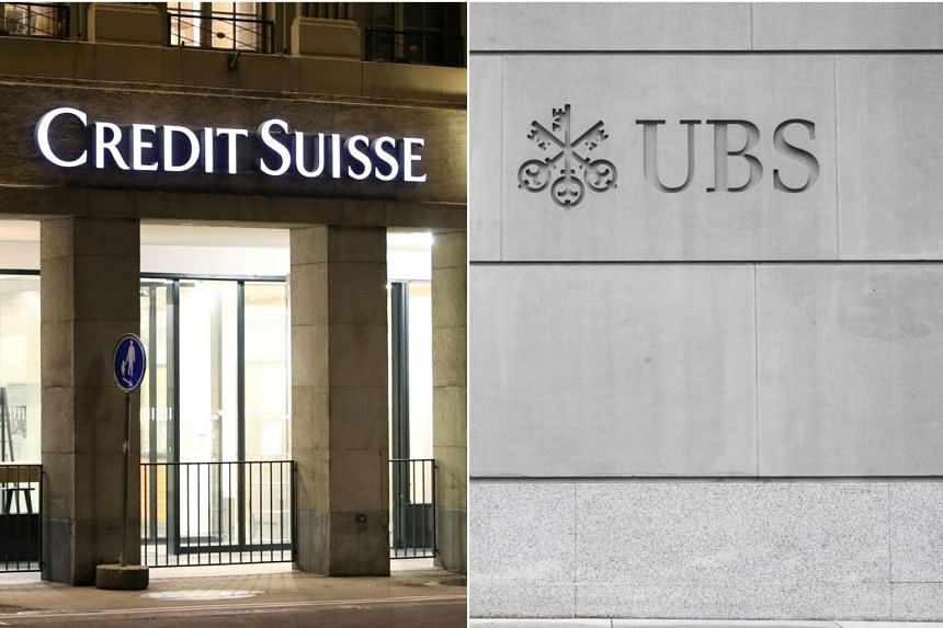 Credit Suisse and UBS both have aggressive plans to expand on the mainland.