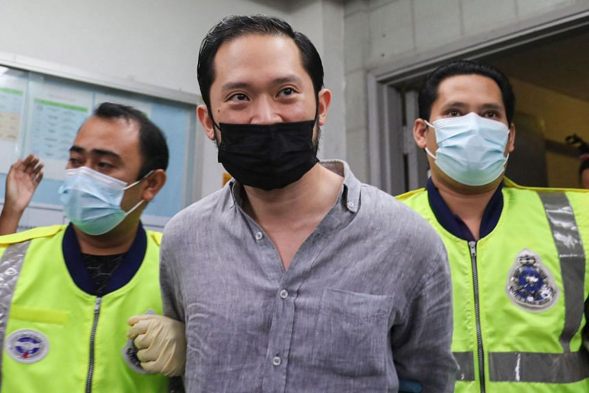 IT entrepreneur Chan Eu Boon pleaded not guilty after the charge was read out to him before Magistrate Sabreena Bakar @ Bahari.