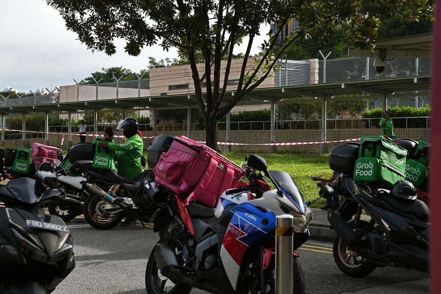 Last December, NTUC formed a new group to represent delivery riders.