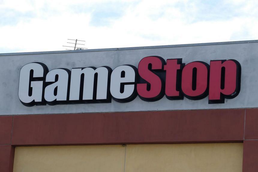 Shares of GameStop fell about 5 per cent to US$42.75 in extended trading after the announcement.