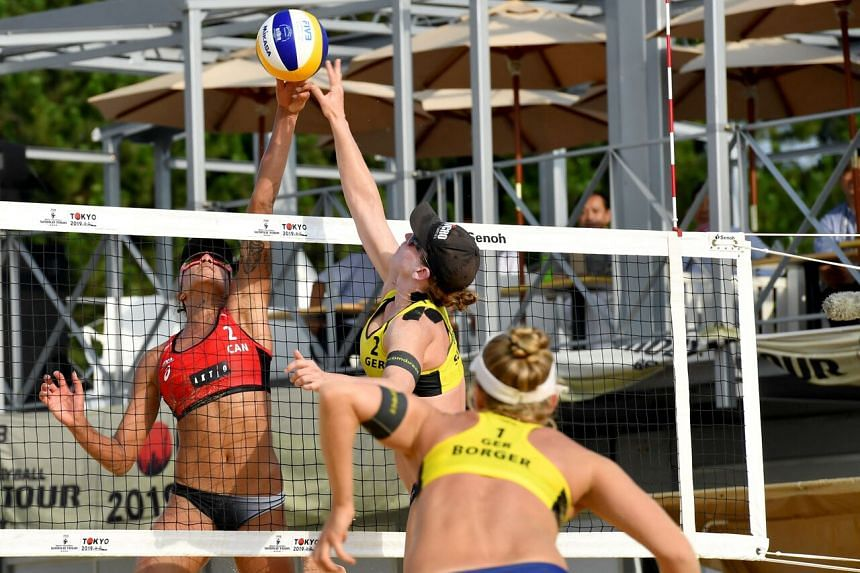 "Qatar volleyball association said it was ""not making any demand on what athletes should wear at the event""."
