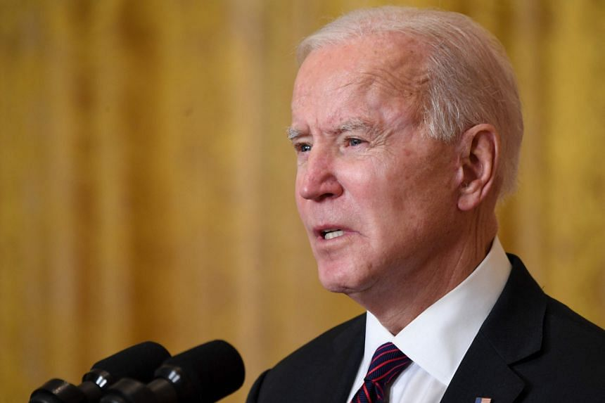 US President Joe Biden is the second Roman Catholic to be elected US president.