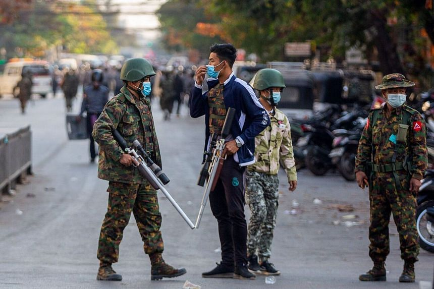 The Myanmar military has depended on cruder forms of control to restrict the flow of information.