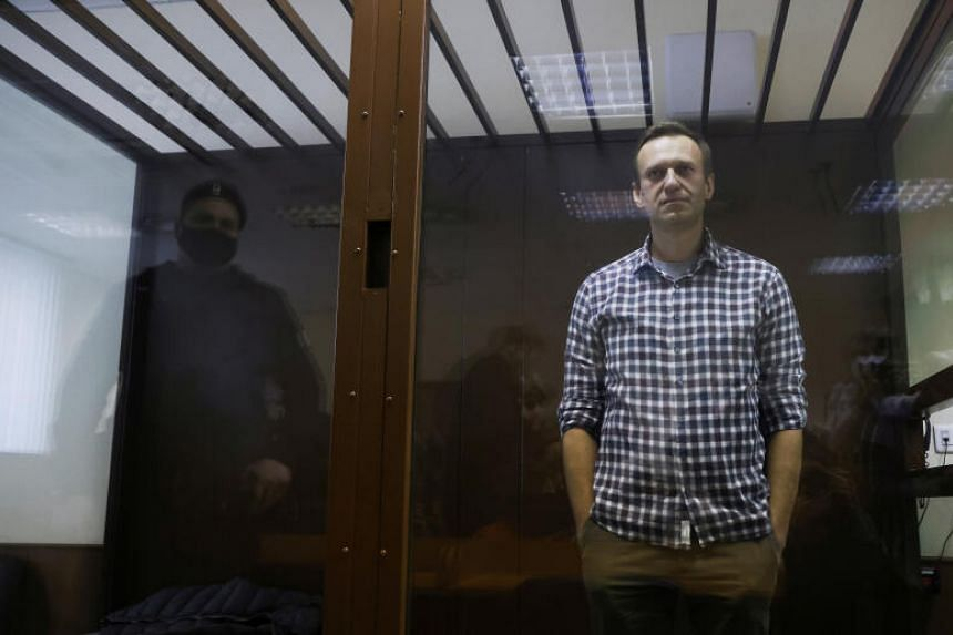 Amnesty International revokes Navalny's status
