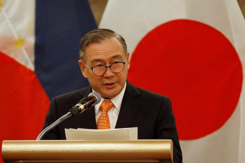 Foreign Affairs Secretary Teodoro Locsin said the aim of the new order was to stamp out funding for terrorism.