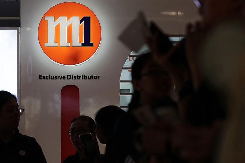 M1's new plans allow consumers to specify how much they want to pay for their devices upfront and the length of their payment periods.