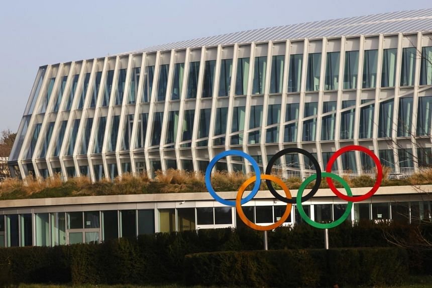 The Games are scheduled to open in Tokyo on July 23.