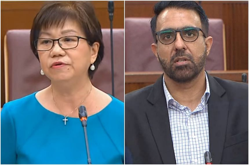 Central Singapore District Mayor Denise Phua thanked Workers' Party chief Pritam Singh for raising the subject of CDCs.