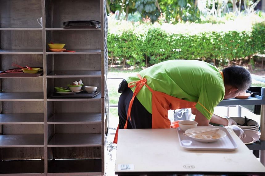 The Workfare Income Supplement targets Singaporean workers whose earnings are in the bottom 20 per cent.