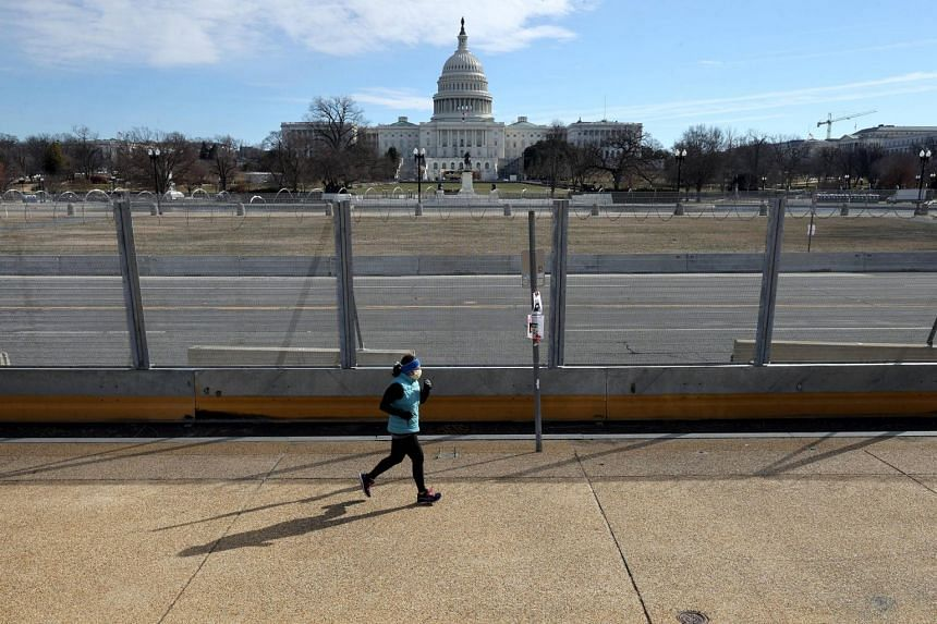 The Capitol has been closed to the public since last spring because of the Covid-19 pandemic.