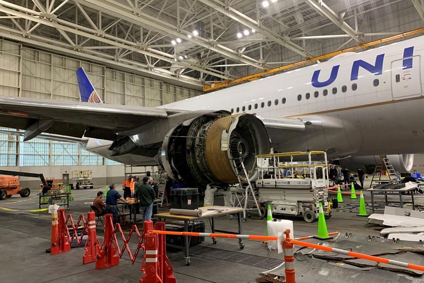 The engine that failed on the 26-year-old United Boeing 777 was a Pratt & Whitney PW4000 used on 128 planes.