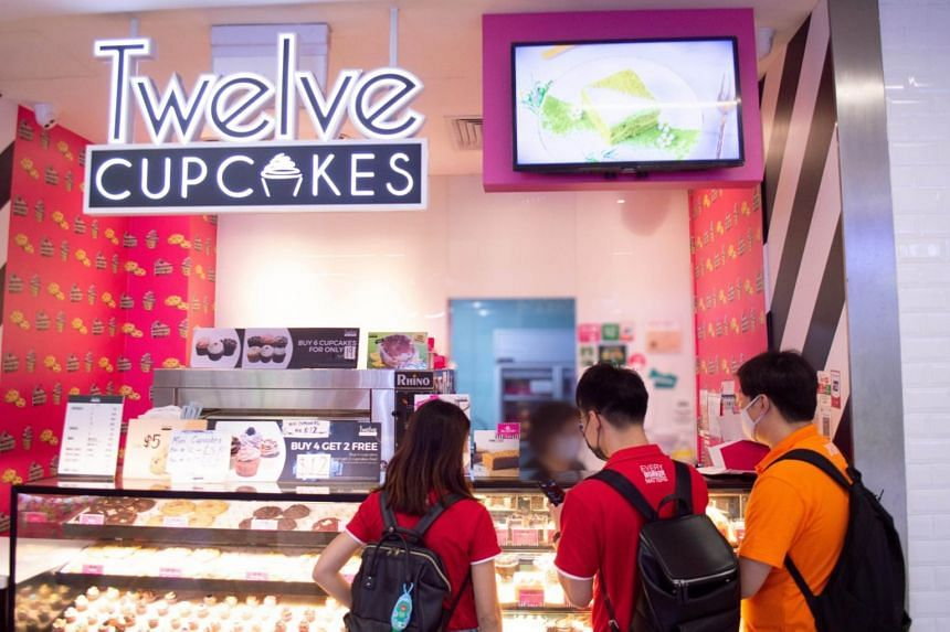 The move was taken after the majority of Twelve Cupcakes' workers voted for it in a secret ballot administered by the Manpower Ministry.
