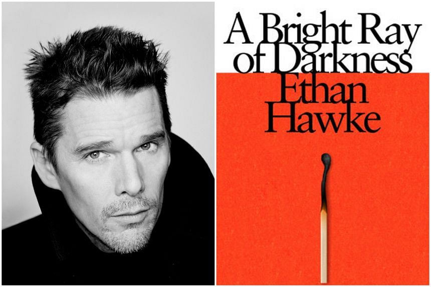 Divorce, despair and longing rear their heads in A Bright Ray Of Darkness by Ethan Hawke.