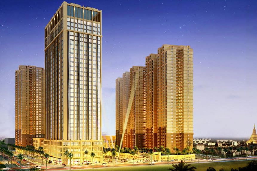 ETC is developing a project in Myanmar called Golden City, which is being built on land leased from the Myanmar army.
