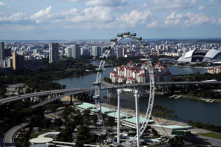 Singapore's reserves serve as a bulwark against extraordinary crises, said Deputy Prime Minister Heng Swee Keat.