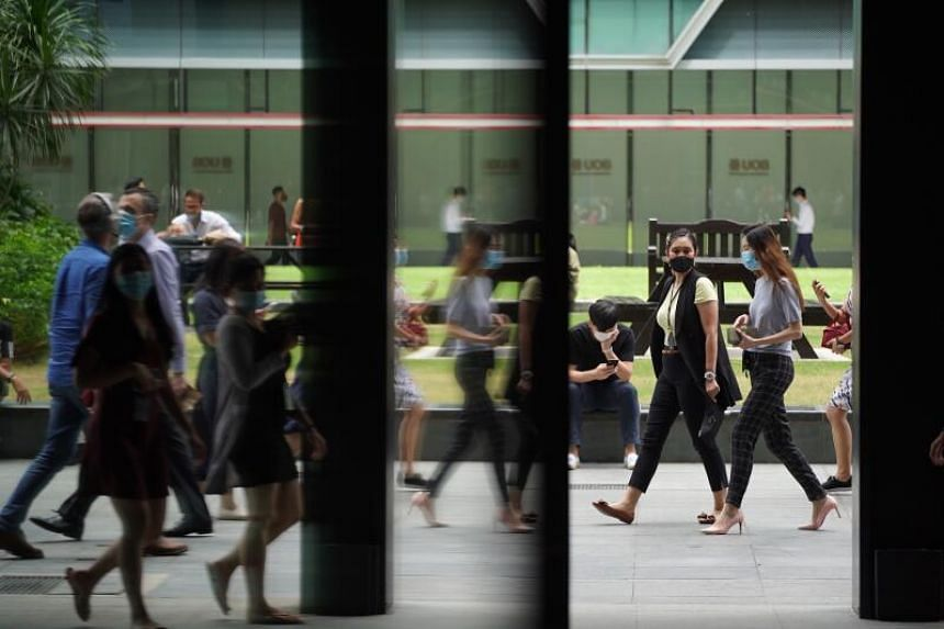 Deputy Prime Minister Heng Swee Keat noted that overall employment rates for this year's fresh graduates were similar to past years.