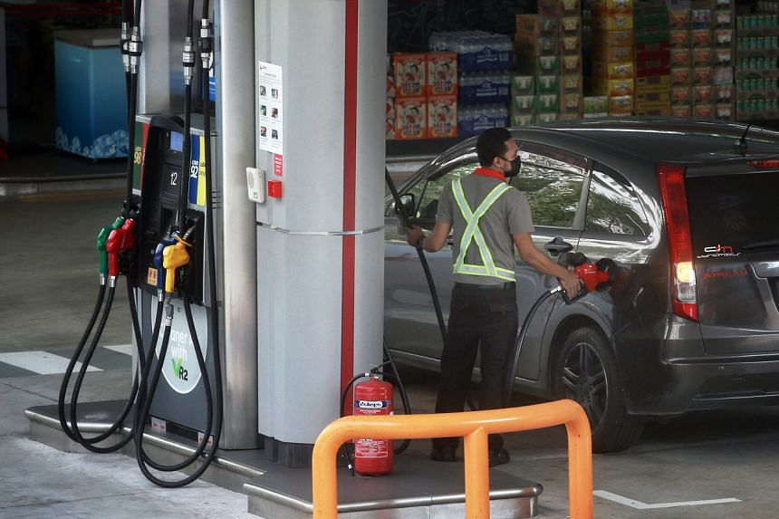 While the recent petrol duty hike would have a bigger impact on those who drive for work, measures have been put in place to mitigate its impact, said Mr Heng.
