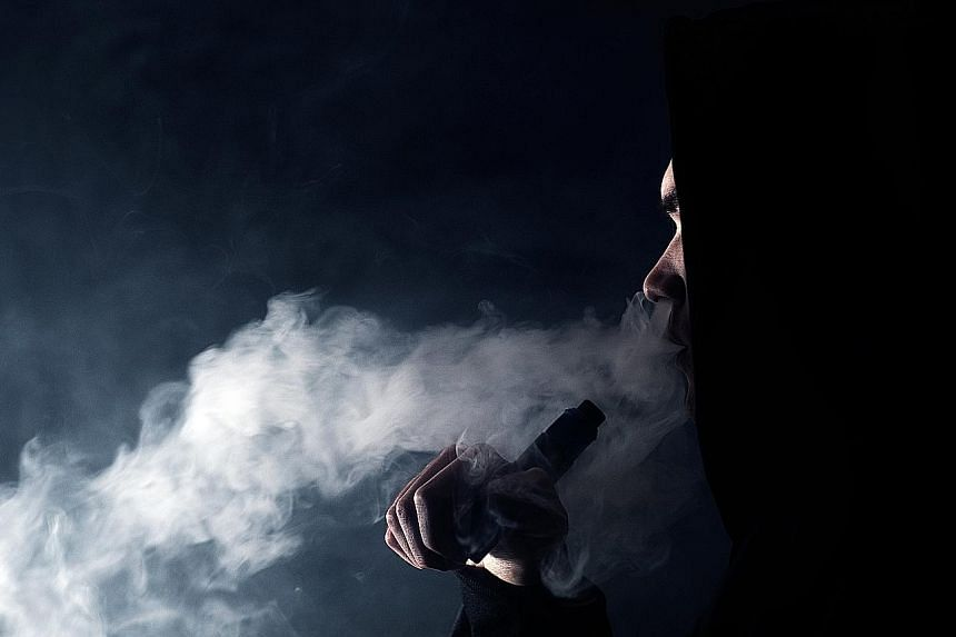 An online poll of 1,500 Singapore residents found that of those who are currently using vaping products, 81 per cent had started using them in the last 12 months. This suggests that a significant proportion of vaping product users only started using