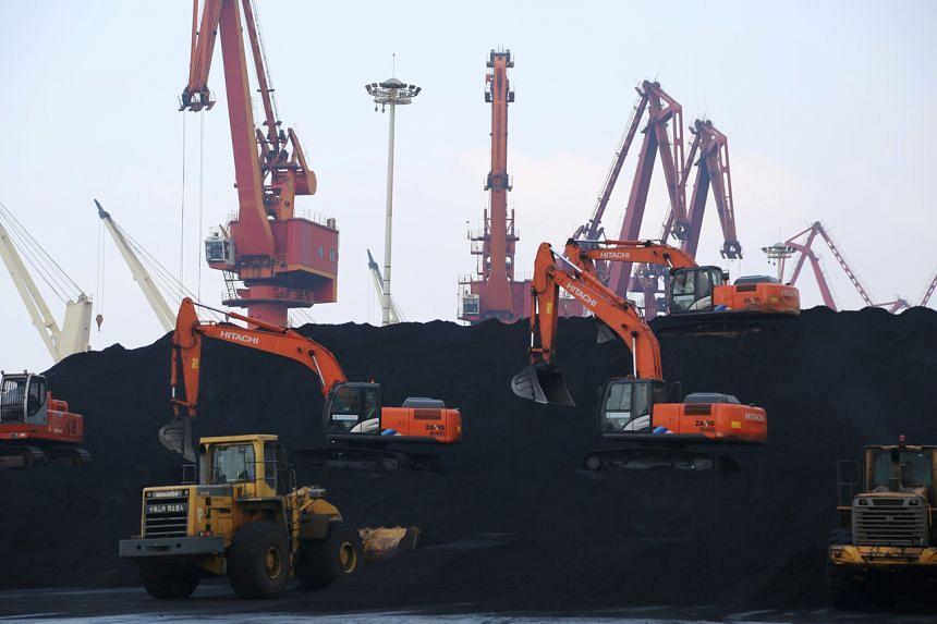 Coal consumption in China grew 0.6 per cent in 2020.