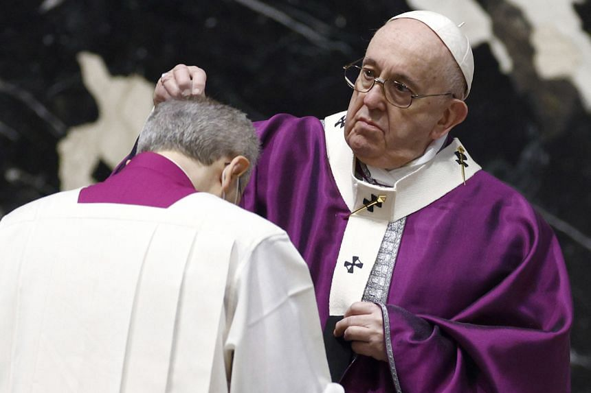 The pontiff, formerly the archbishop of Buenos Aires, says he does not miss his native Argentina.