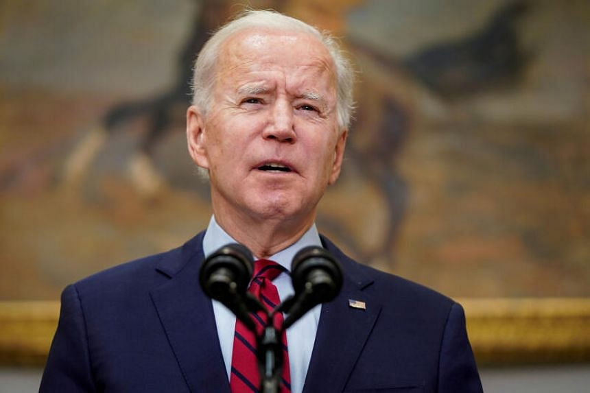 """President Joe Biden said """"the rules are changing"""" in Saudi Arabia's relationship with the US."""
