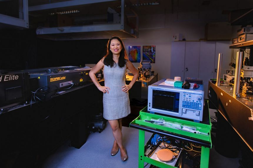 Associate Professor of the Engineering Product Development (EPD) programme at SUTD Dawn Tan inspires many with her groundbreaking work in electrical engineering, a field traditionally dominated by men. PHOTO: SINGAPORE UNIVERSITY OF TECHNOLOGY AND DE