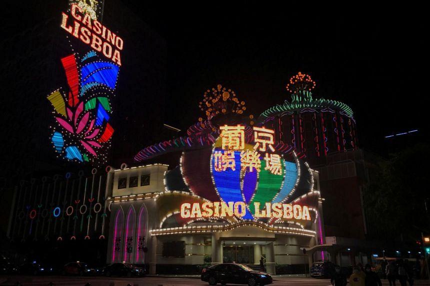 Gross gaming revenue in Macau rose 136 per cent in February to 7.3 billion patacas (S$1.2 billion).