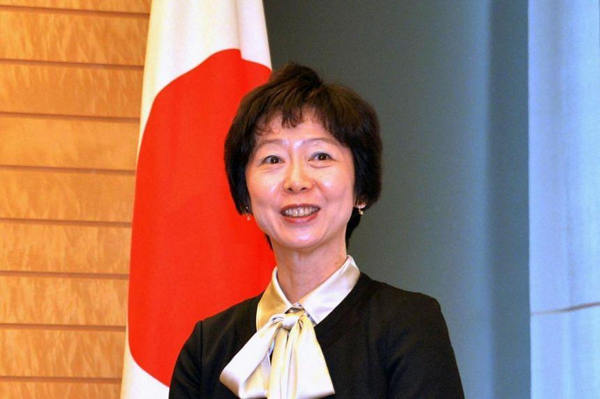 Ms Makiko Yamada will tender her resignation on March 1.