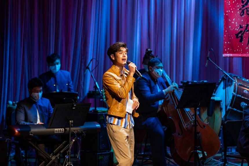 It was no secret that home-grown heartthrob Nathan Hartono was the event's big sell.