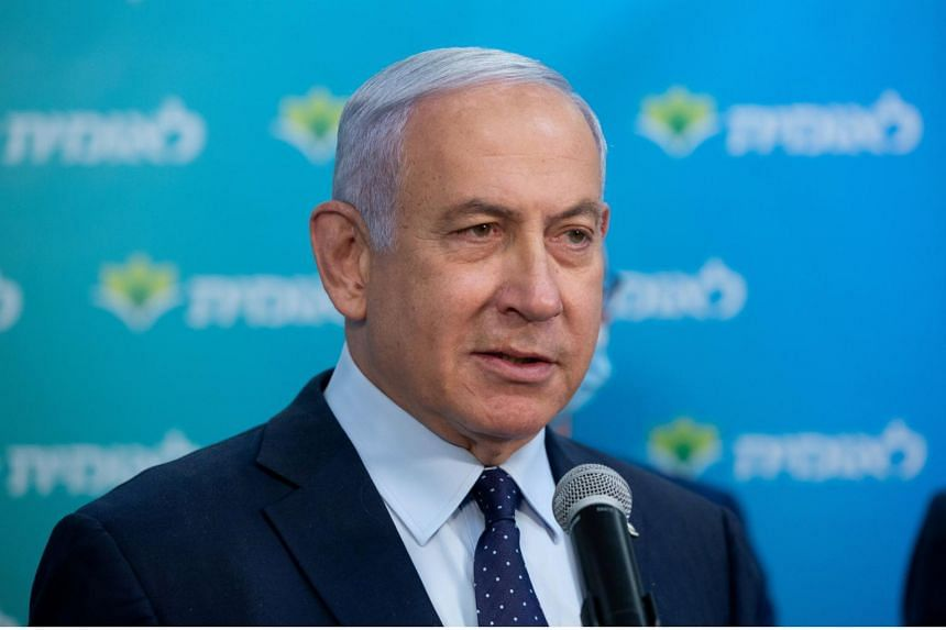 "Prime Minister Benjamin Netanyahu reiterated it was his country's top priority that ""Iran won't have nuclear weapons, with or without an agreement."""