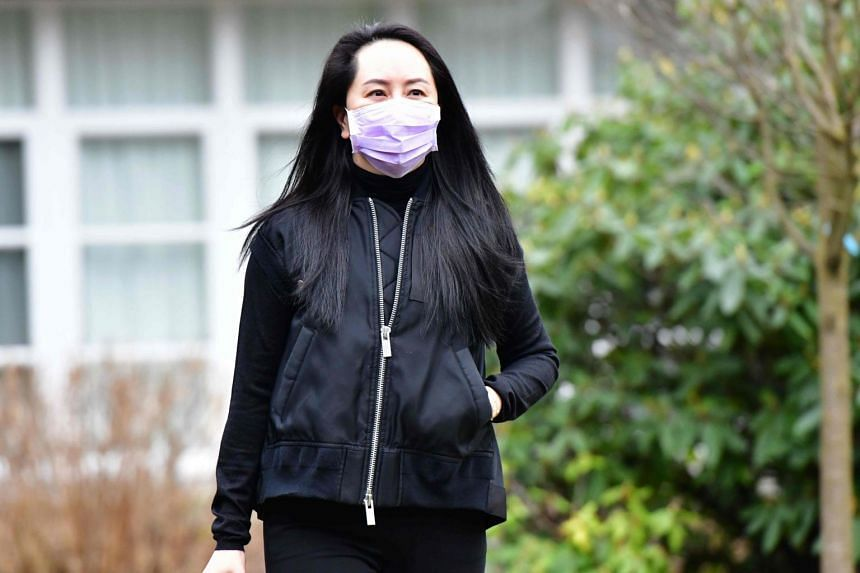 Meng Wanzhou is accused of having lied to the HSBC investment bank about Huawei's relationship with subsidiary Skycom.