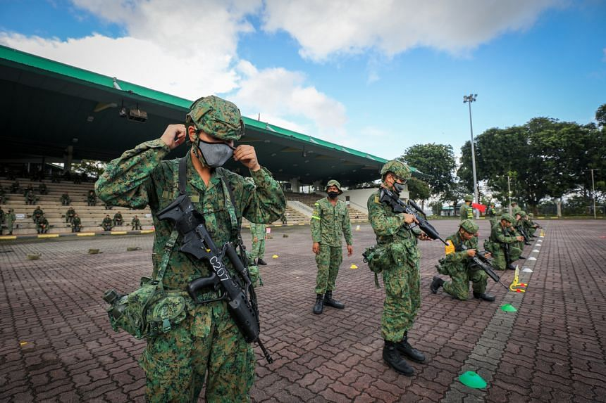 The Singapore Armed Forces is looking at using functional assessments to determine enlistees' deployability in specific vocations.
