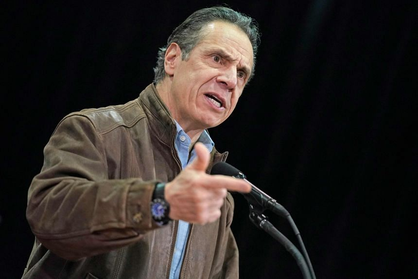 Mr Andrew Cuomo said he had called for an independent review into the allegations.