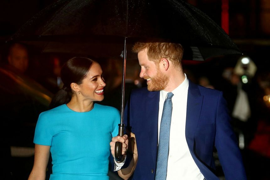 Prince Harry and Meghan Markle have stepped back from royal duties.