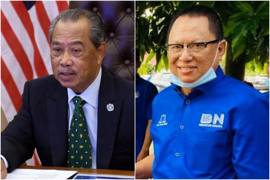 Malaysian PM Muhyiddin Yassin had sent Umno supreme council member Puad Zarkashi a letter of demand for a public apology and compensation of RM10 million on Feb 16, 2021.