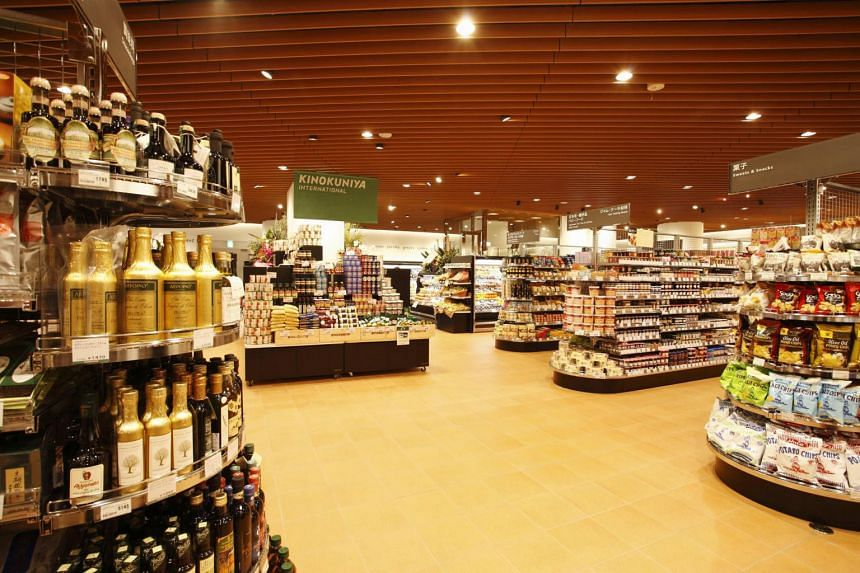 The upscale supermarket, established in 1910 as a fruit merchant in Aoyama, Tokyo,  has 34 stores in total.