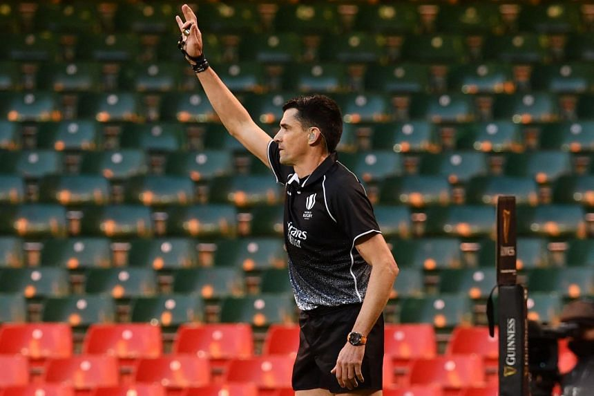 Referee Pascal Gauzere came in for criticism from English supporters and pundits.