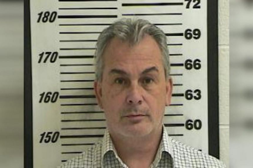 Michael Taylor (above) and his son Peter Taylor were arrested in May after Japan issued a warrant.