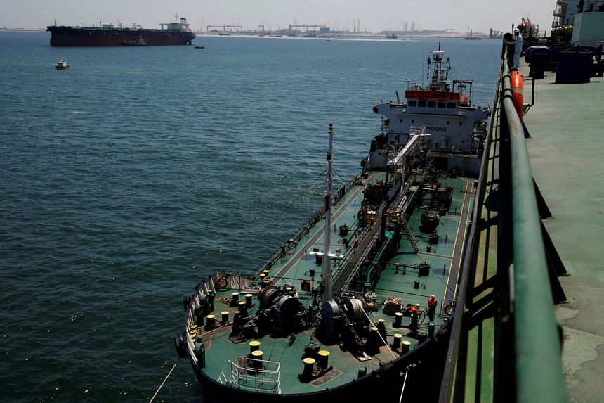 Several vessels from Xihe Holdings, which is owned by the Lim family, were put up for sale through shipbrokers in September 2020.